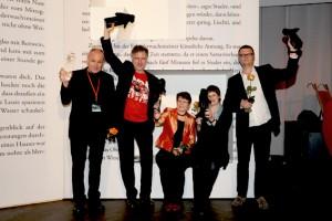 Sieger Friedrich-Glauser-Presie + Hans-Joerg-Martin-Preis 2013