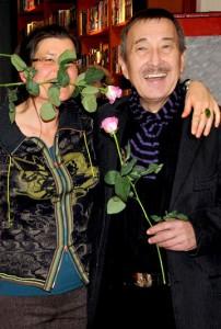 Petra Busch und Gerd Kessler